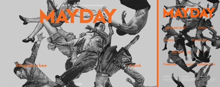 Collage - Mayday, US, Issue 1, September 2017