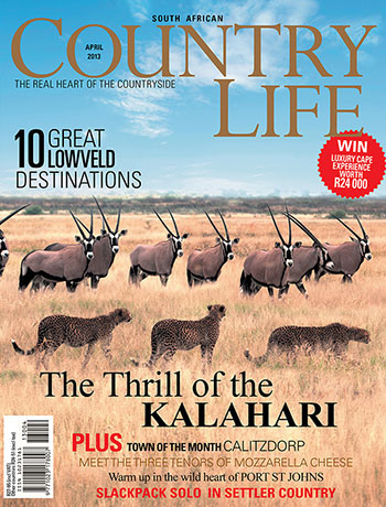 Country Life 4 April 2013