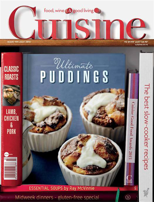 Cuisine, July 2013
