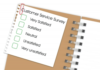Customer Service Survey by 89studio courtesy of FreeDigitalPhotos.net