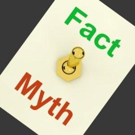 Fact Myth Lever Shows Correct Honest Answers by Stuart Miles courtesy of FreeDigitalPhotos.net