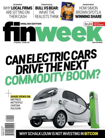 Finweek, 21 September–4 October 2017