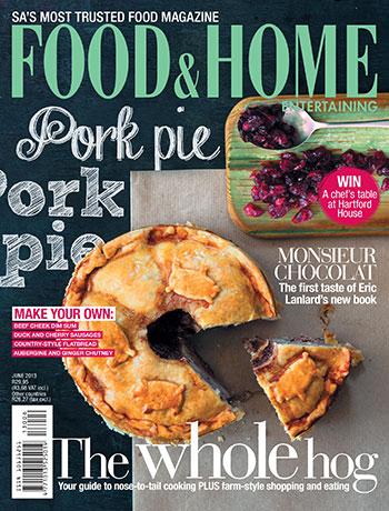 Food & Home 6 June 2013