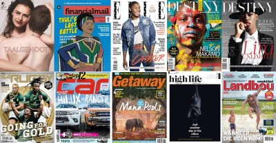 MarkLives #MagLoveTop10 The best magazine covers of 2016 South Africa