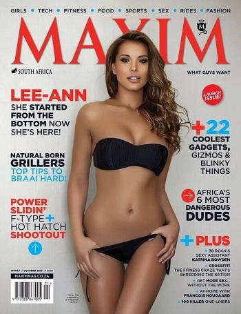 Maxim, 1 October 2013