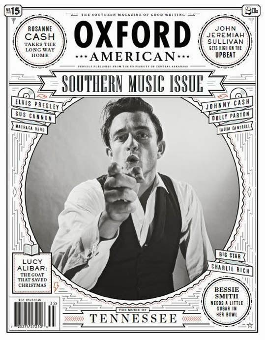 Oxford American, November 2013