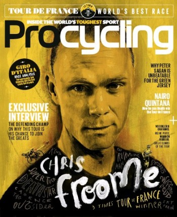 ProCycling, July 2017 - Chris Froome