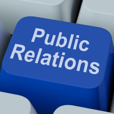 Public Relations Key Means News Media Communication Online by Stuart Miles courtest of FreeDigitalPhotos.net