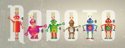 Robots Banner by Simon Howden courtesy of FreeDigitalPhotos.net