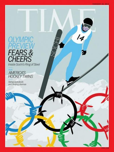 TIME, 18 February 2014