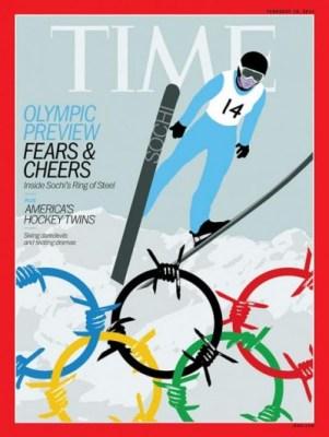 TIME, 18 February 2014