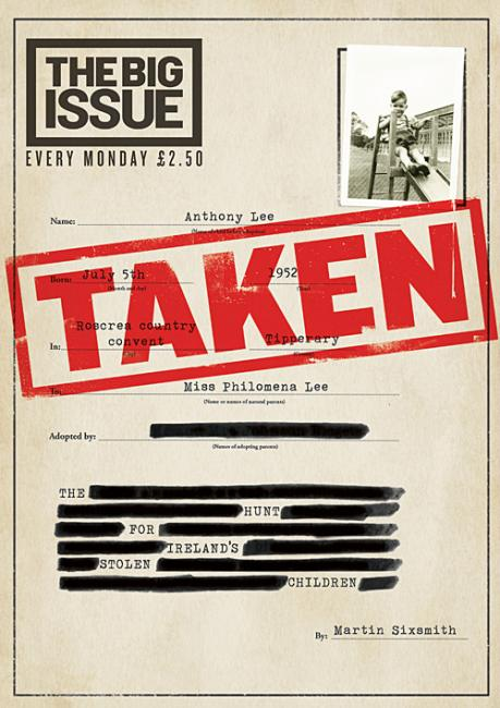 The Big Issue, 21 October 2013