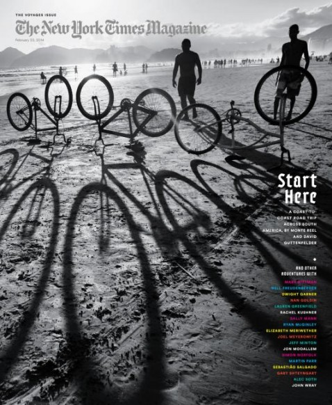 The New York Times Magazine, 23 February 2014