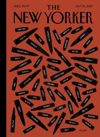 The New Yorker, 16 October 2017