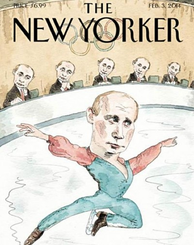 The New Yorker, 3 February 2014