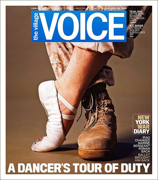 The Village Voice, 13 February 2013