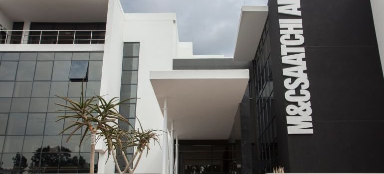 M&C Saatchi Abel Johannesburg building
