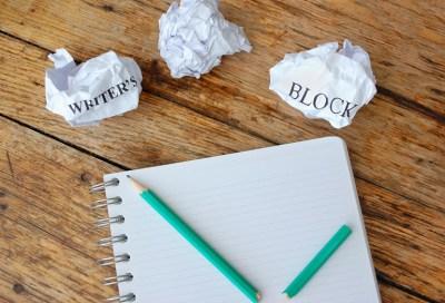 writer's block shutterstock