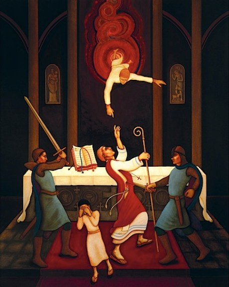 Martyrdom-Thomas-Becket