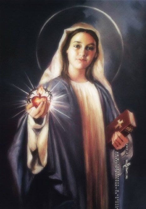 mary-mother-of-god-holding-sacred-heart-bible-rosary-2_Fotor