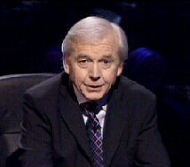 John Humphreys on Mastermind (BBC)