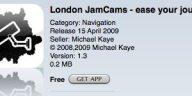 App - London jamcams