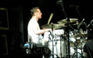 Drummers have different brains, and Larry Mullen proves it