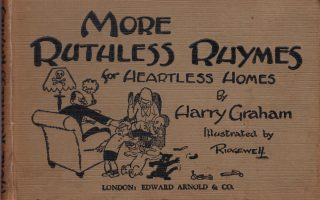 Friday Fun 17: Harry Graham's Ruthless Rhymes