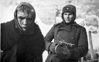 A Grieving Mother in Russia's Patriotic War, in Grossman's Life and Fate