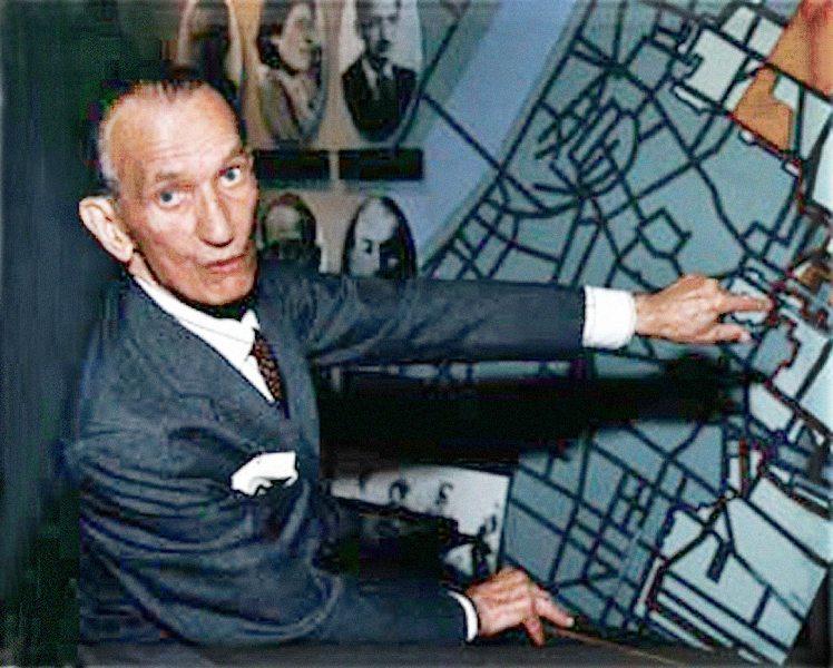 Living Underground in a Secret State – Jan Karski, Nazi Occupation & The Holocaust
