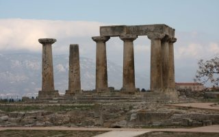 Breathing life into the dry bones of ancient Corinth: Witherington's Week in the Life