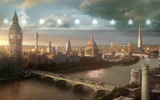 The Stunning BBC Olympic film 'STADIUM UK'
