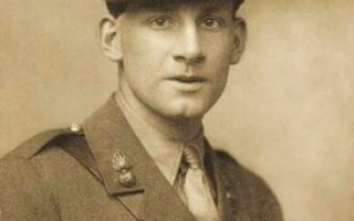 The Prince of Wounds by Siegfried Sassoon