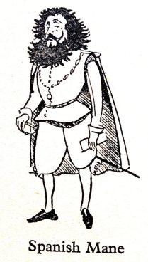 1066 - Spanish Mane