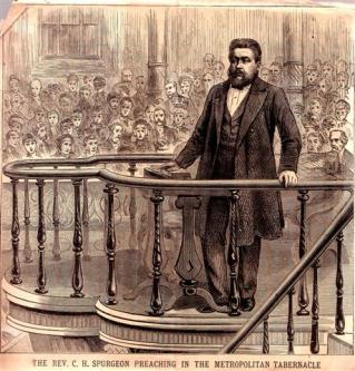 Spurgeon at Met Tab
