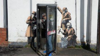 Banksy near GCHQ (AP) 3.jpg