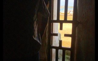 Confronting Africa's Holocaust at Elmina Castle