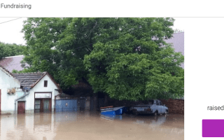 Flooded Out: Can you HELP a dear friend in Romania?