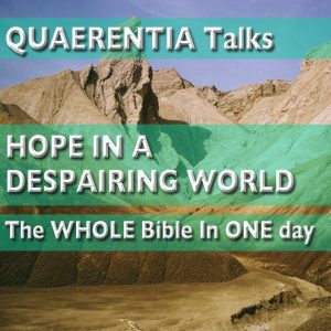 new podcast-bible day