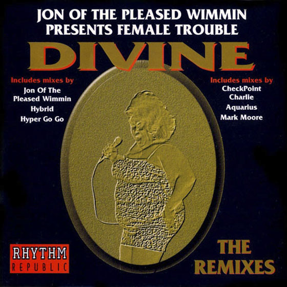 Divine The Remixes