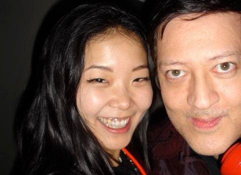 Jane Kim and Mark Moore