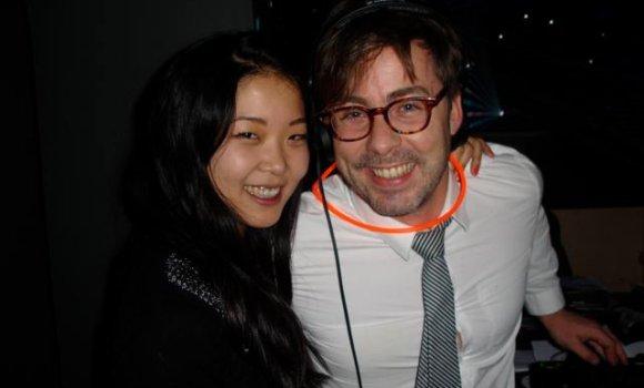 Jane Kim and Felix Buxton