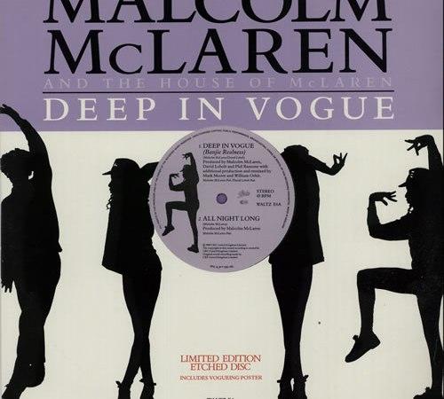 Malcolm McLaren Deep In Vogue Mark Moore S'Express