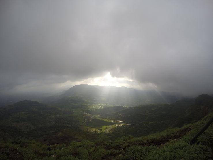 Landscape Kalsubai