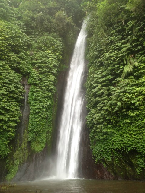 Water Fall In Bali