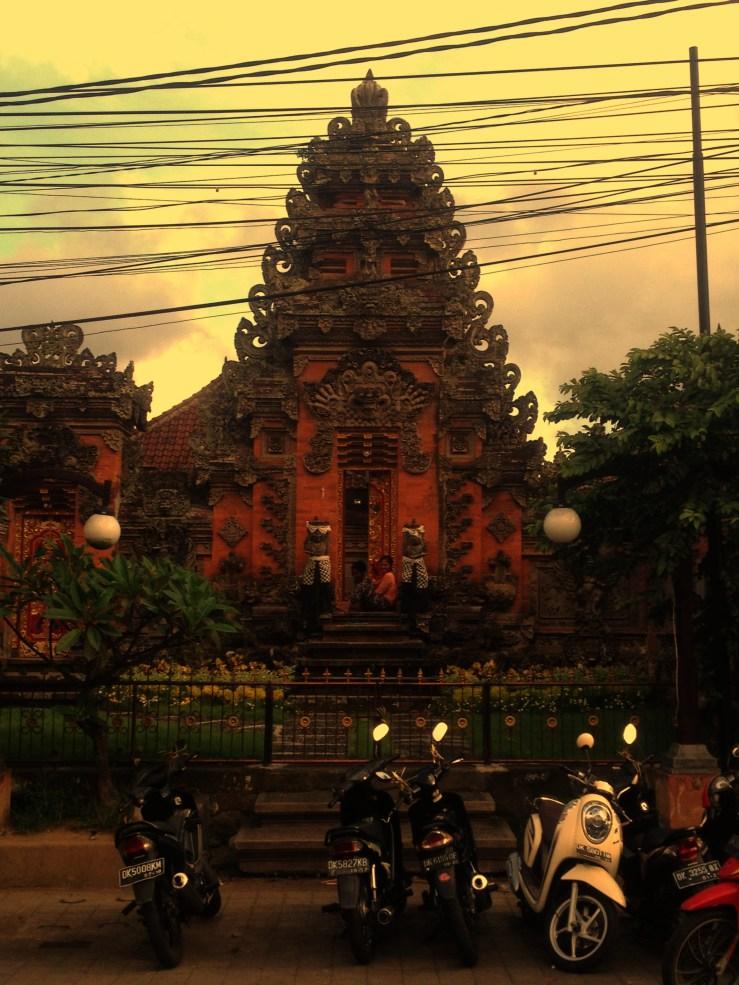 Temple Mark My Adventure