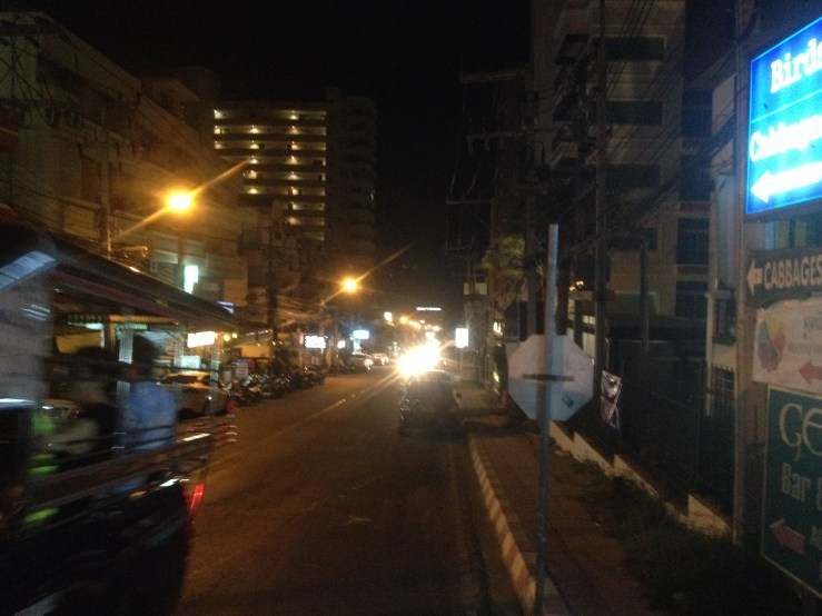 Streets Pattaya