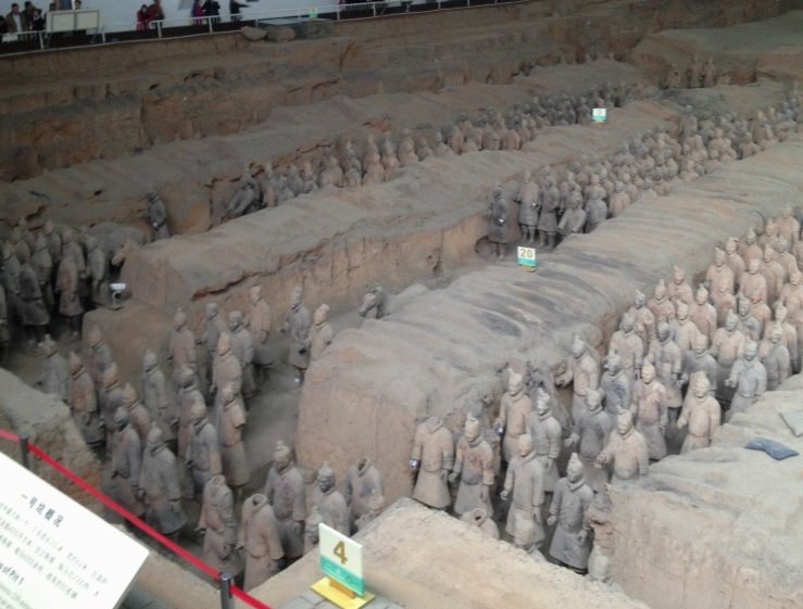 Terracota army Mark My Adventure