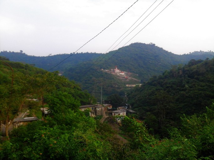 Valleys Near Rishikesh