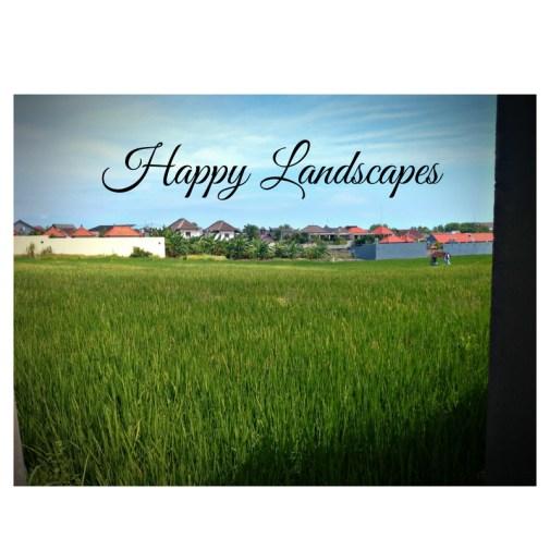 Landscapes Bali